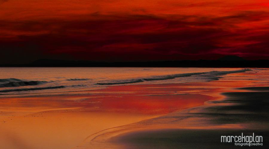 Atardeceres en Portezuelo - Punta del Este - Fotografías Uruguay - Marce Kaplan | Fotografía Creativa