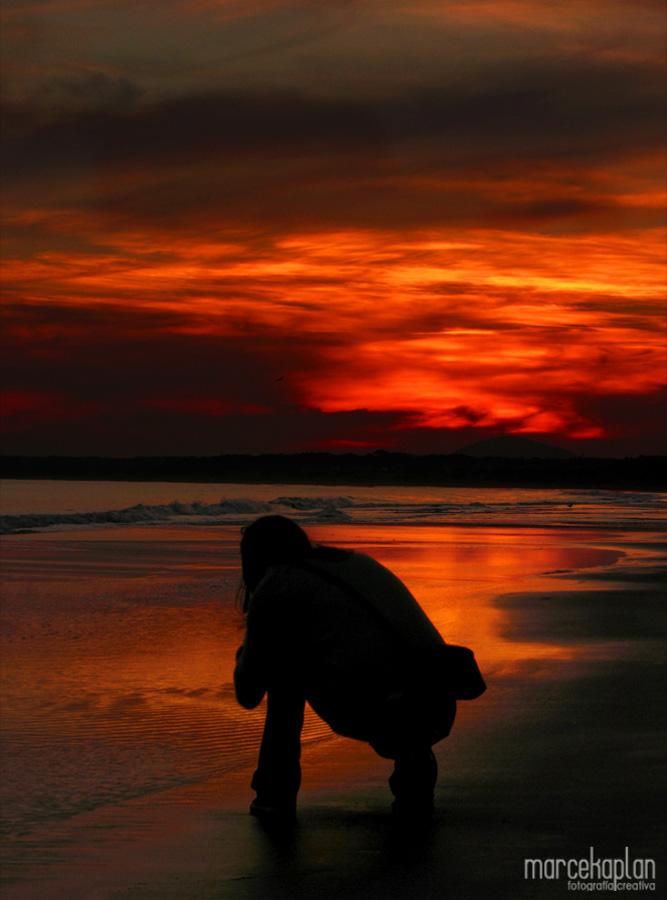 Atardecer en Punta del Este, Uruguay - Marce Kaplan | Fotografía Creativa