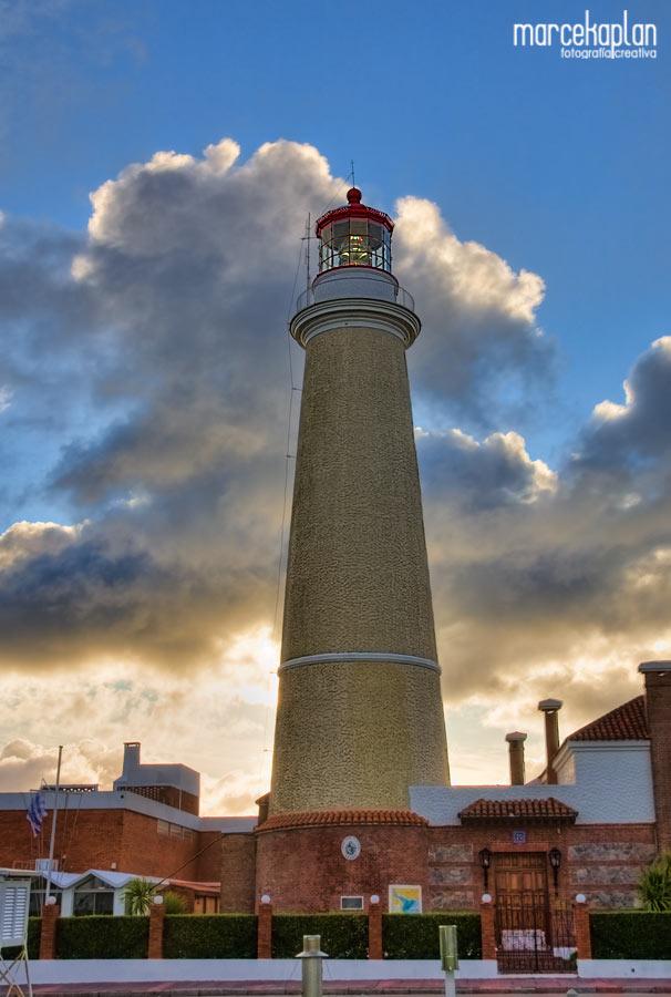 Faro de Punta del Este en Uruguay - Fotógrafos uruguayos Marce Kaplan | Fotografía Creativa