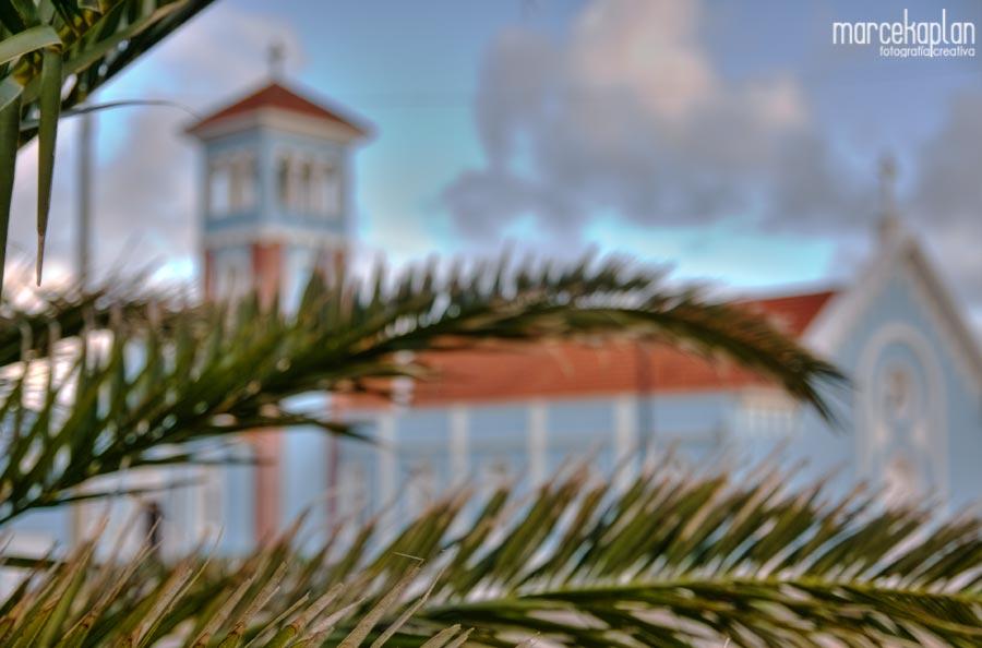 Iglesia de la Candelaria - Punta del Este - Uruguay - Fotógrafía de Marce Kaplan