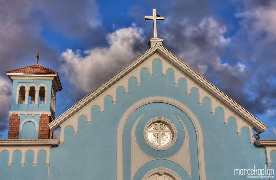 Iglesia de La Candelaria en Punta del Este - Uruguay - Fotógrafo Marce Kaplan | Fotografía Creativa